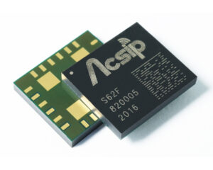 S62F LoRa transceiver von AcSip